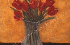 Still Life with Tulips_watermark